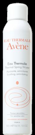 Thermaal water van Avène Spray