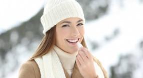 Bescherm uw gevoelige lippen tegen de kou