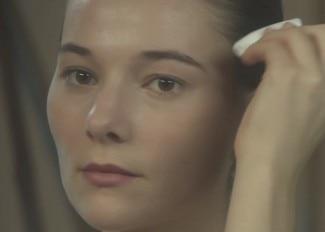 Autobronzant visage