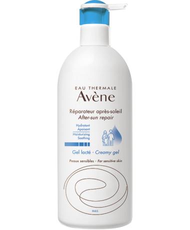 Herstellende aftersun - Melkachtige gel