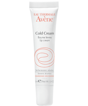 Lip cream with Cold Cream