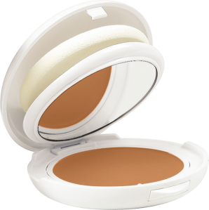 Mineral Tinted Compact Cream SPF50 - Honey