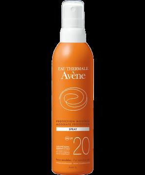SPF 20 Spray