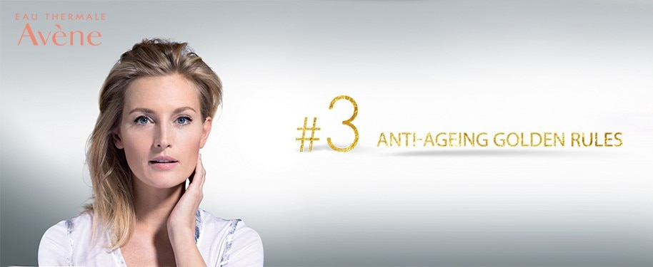 golden rules anti ageing