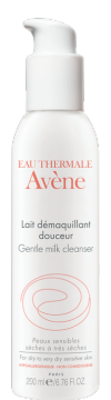 Gentle milk cleanser