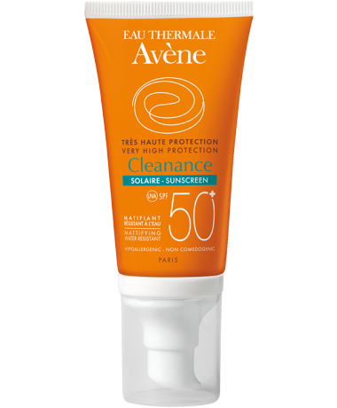 SPF 50+ Cleanance Sunscreen