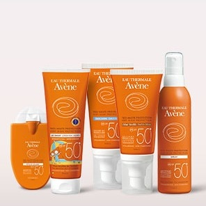 Sun Protection - Sensitive Skin