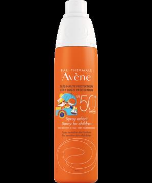 Spray dla dzieci SPF 50+