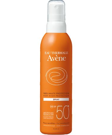 Spray SPF50+