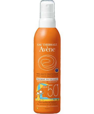 Spray dla dzieci SPF50+