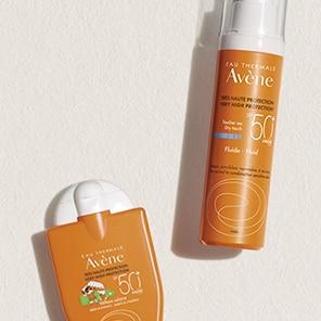 Ochrona przeciwsłoneczna. Gama pomarańczowa
