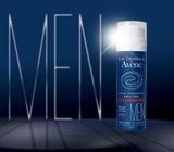 Hidrata, revitaliza e tonifica a pele sensível do homem.