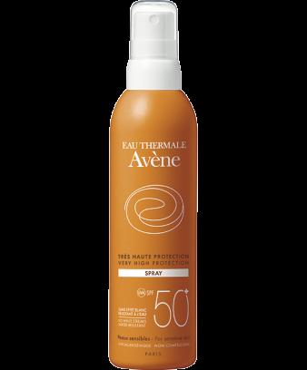 Spray SPF 50+