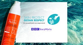 Skin Protect Ocean Respect, um compromisso fundamental