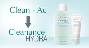 CLEAN-AC MUDA PARA CLEANANCE HYDRA