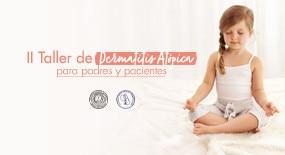 II TALLER DE DERMATITIS ATÓPICA PARA PADRES Y PACIENTES
