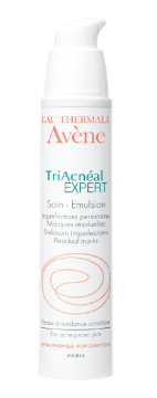 TriAcnéal EXPERT este un produs de îngrijire a pielii dezvoltat special pentru pielea predispusă la acnee a adulților.