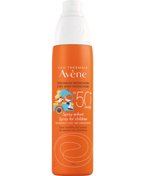 Spray SPF 50+ Protectie Solara Copii