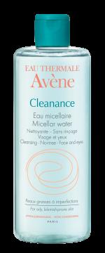 CLEANANCE Apă micelară