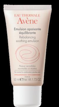 Emulsion apaisante équilibrante Soins Visage