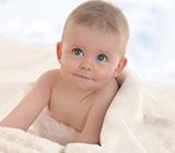 Gama de produse dedicata pielii fragile a bebelusilor.