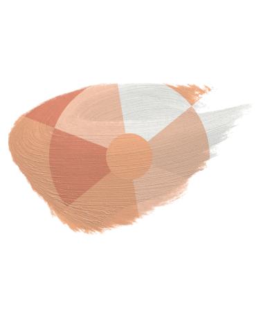 Pudra Mozaic culoare transparent