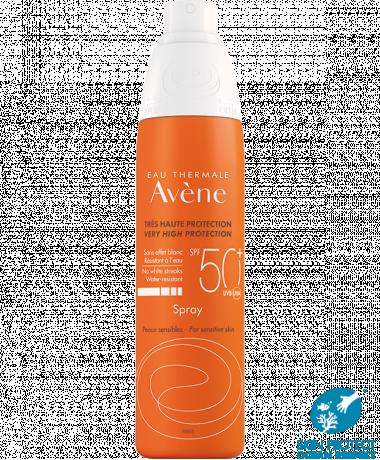 Spray SPF50+ Protectie Solara Adulti