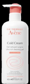 avene cold cream iznimno bogati gel za čišćenje