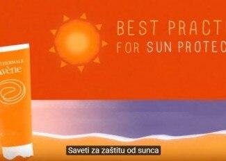 SAVETI ZA ZAŠTITU OD SUNCA