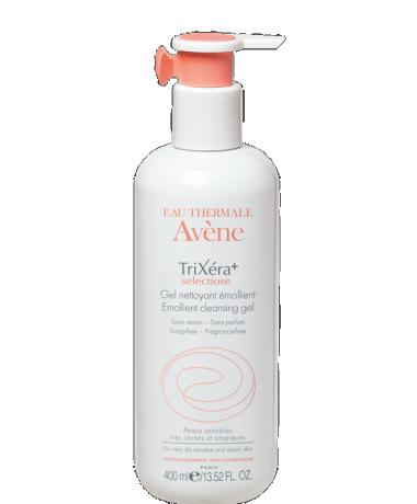 avene trixera selectiose emolijentni gel za čišćenje