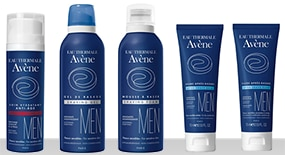 AVENE MEN — новое решение для чувтсвительной мужской кожи