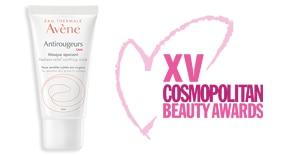 Успокаивающая маска для лица Antirougeurs победитель Cosmopolitan Beauty Awards!