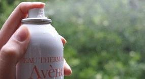 Глоток живительной влаги для в жаркий день от Avène