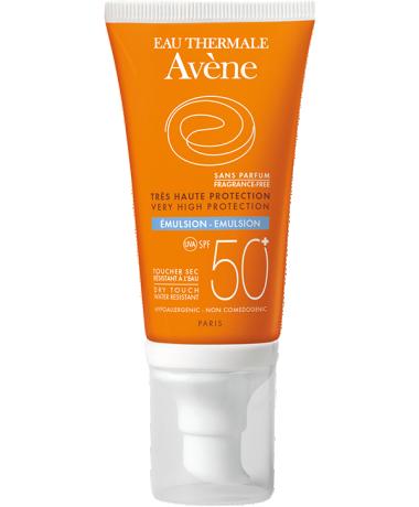 Avène SPF 50+ Эмульсия