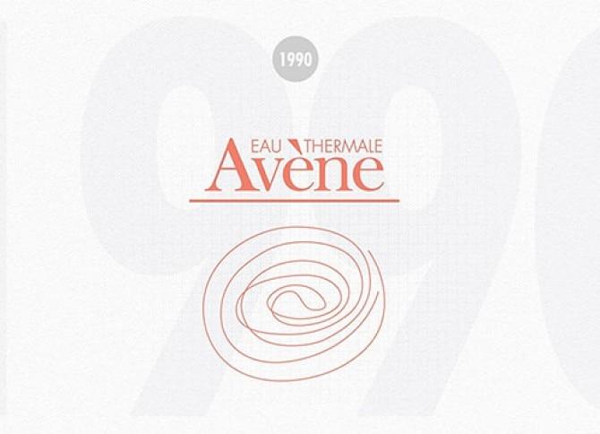 История логотипа Eau Thermale Avène