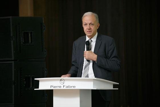 Дерматологический конгресс Pierre Fabre
