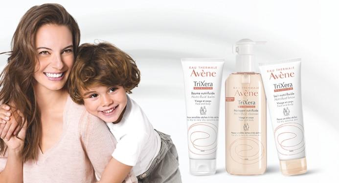 Trixera Nutrition для комфорта сухой кожи