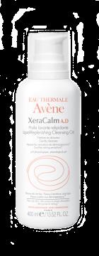 XeraCalm A.D. lipidåteruppyggande rengöringsolja
