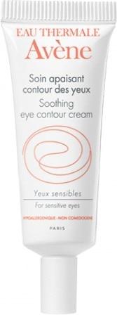 Soothing eye contour cream