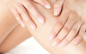 Hur jag tar hand om min torra hud på kroppen