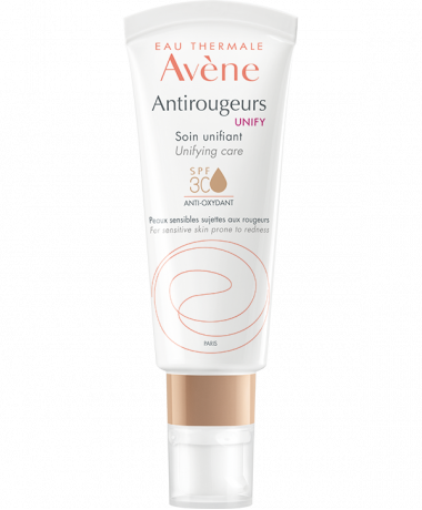 Antirougeurs UNIFY Redness-relief Unifying care SPF30