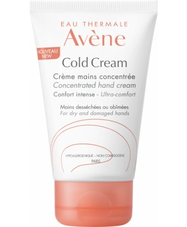 avene cold cream ansikte