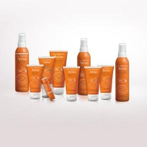 Solskyddsprodukter : Känslig hud