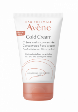 Hand cream with cold cream