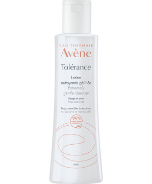 Tolérance Extremely gentle cleanser