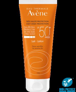 Avene spf50+ lotion