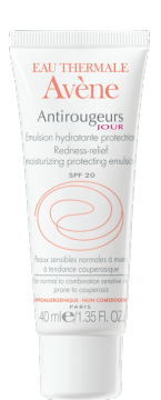 Emulsion hydratante protectrice Antirougeurs Jour