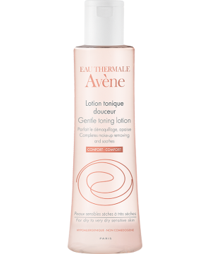 Gentle toning lotion
