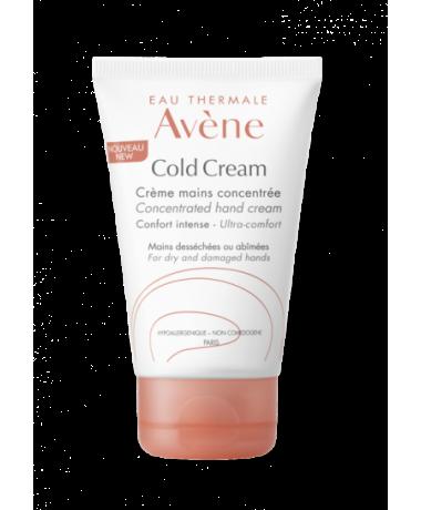 Avene Cold cream hand cream