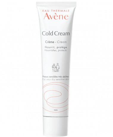 Avene cream with cold cream
